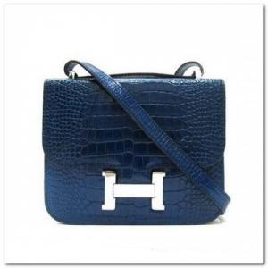 Bolsa Couro Hermes