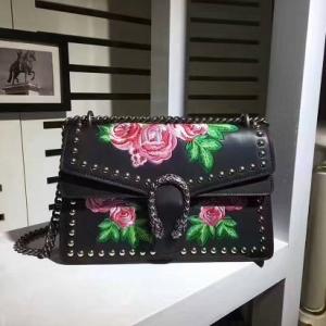 Bolsa Tiracolo Bordada Dionysus Gucci