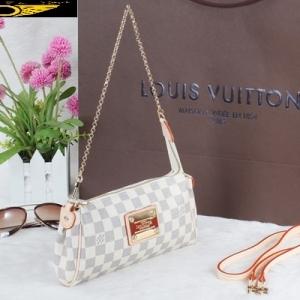 Bolsa de couro Louis Vuitton