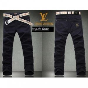 Calça Jeans Louis Vuitton