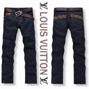 Calça Jeans Masc. Louis Vuitton