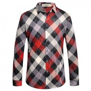 Camisa Masc. Burberry