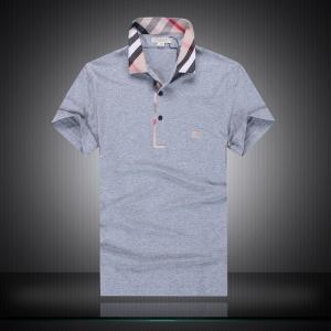 Camisa Polo Cinza Burberry (Pronta Entrega)