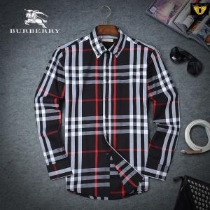 Camisa Xadrez Fem. Burberry