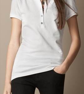 Camiseta Fem. Burberry