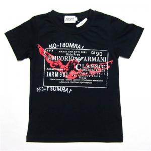 Camiseta Infantil Emporio Armani