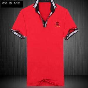 Camiseta Polo Louis Vuitton