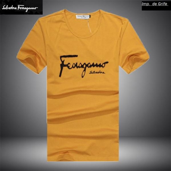 Camiseta Salvatore Ferragamo