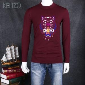 Camiseta manga longa Kenzo