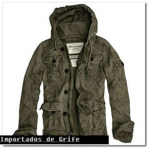 Casaco Abercrombie&Fitch