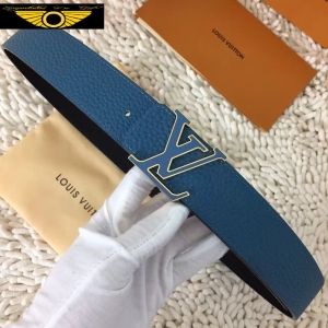 Cinto Azul Louis Vuitton