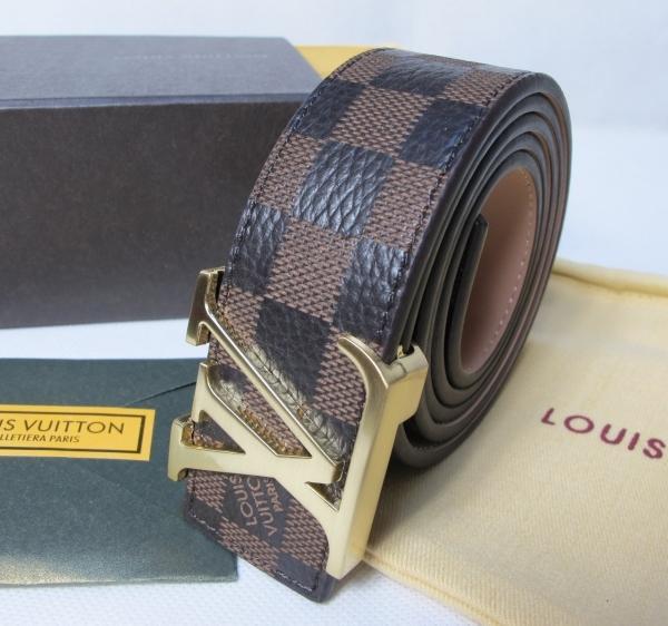 Cinto Couro Louis Vuitton