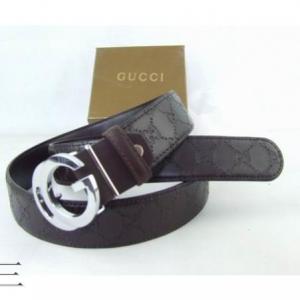 Cinto de Couro Gucci