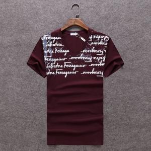 Ferragamo Camiseta Salvatore Ferragamo