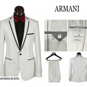 Giorgio Armani Terno Masculino