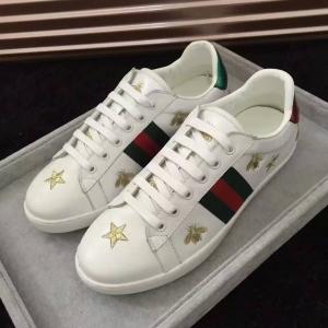 Gucci tênis 'Ace' com bordado Gucci