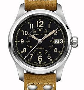 Hamilton Relógio Khaki H70595593