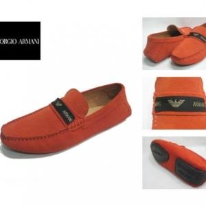 Sapato Casual Emporio Armani