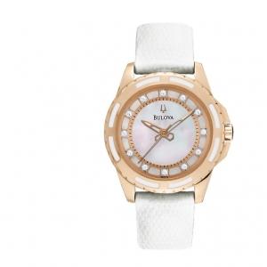 Relógio Bulova Fem. Diamonds - 98P119