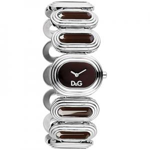 Relógio D&G Fem. Cortina de pedra - DW0620