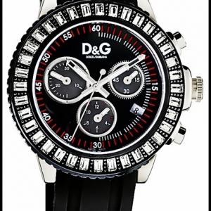 Relógio Swiss quartzo D&G Fem. DW0410