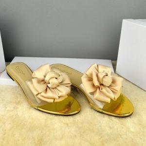 Sandália chinelo fem. Gucci