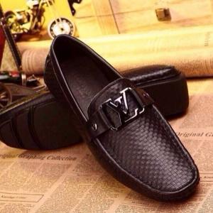 Sapatênis de Couro Louis Vuitton