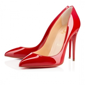 Sapato Christian Louboutin Pigalle Follies 10cm.
