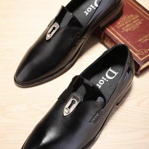 Sapato Couro Christian Dior