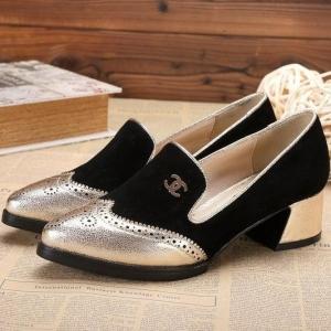 Sapato de Couro Chanel