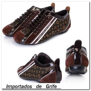 Tênis Louis Vuitton