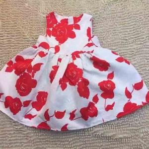 Vestido Infantil Dolce&Gabbana