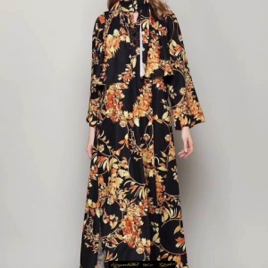 Vestido estampado Dolce&Gabbana