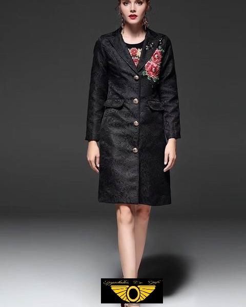 Vestido sobretudo Dolce&Gabbana