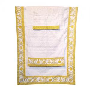 toalhas de banho versace